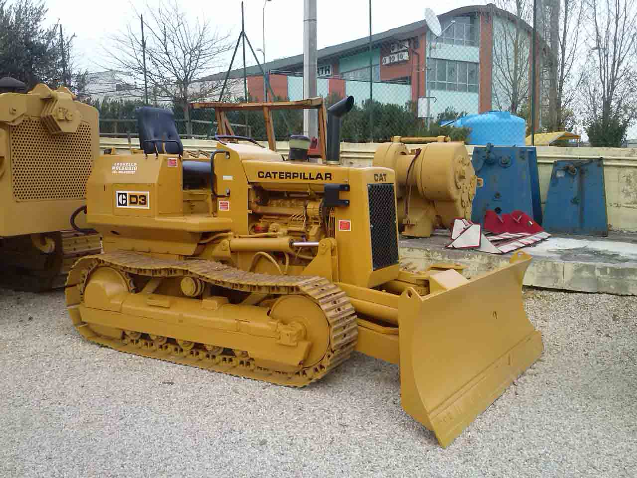 Cat D3 Dozer Specifications – HD Wallpapers